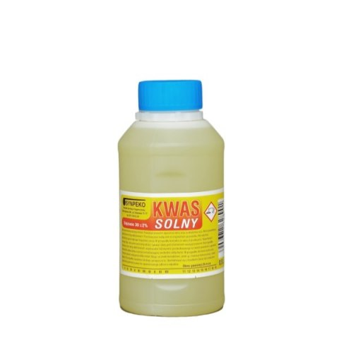Kwas solny 0,5 l